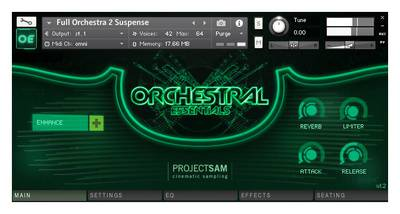 Pro-Ject Project Sam Orchestral Essentials 1