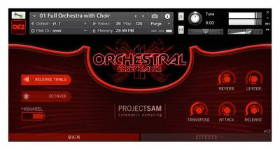 Pro-Ject Project Sam Orchestral Essentials 2