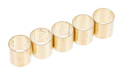 Allparts EP 0220-008 Brass Pot Sleeves
