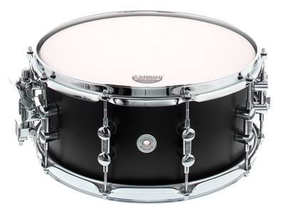 "Sonor SQ1 14""""x6,5"""" Snare GT Black"