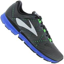 Brooks Tênis Brooks Neuro 2 - Masculino - CINZA ESC/AZUL