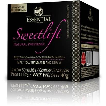 SweetLift c/ 50 Sachês - Essential Nutrition - Unissex