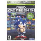 Sonic Ultimate Genesis Collection - Xbox 360 - Unissex