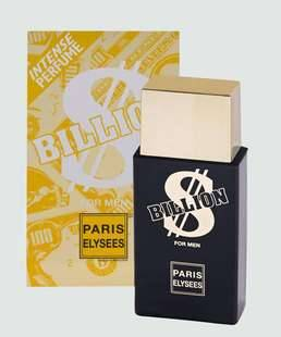 Perfume Masculino Billion Edt Paris Elysees - 100ml