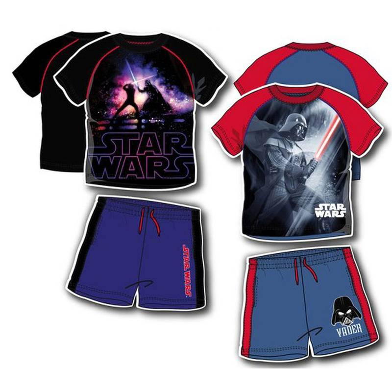 "Lucasfilm Star Wars Shirt und Shorts Set ""Star Wars"""