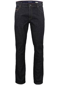 ALBERTO Modern Fit Jeans STONE Authentic Denim nachtblau