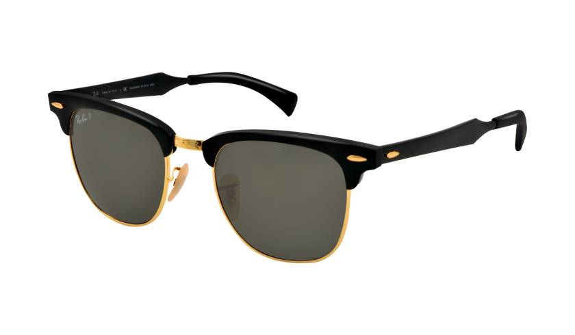 Ray Ban Aluminium Clubmaster RB 3507 136/N5