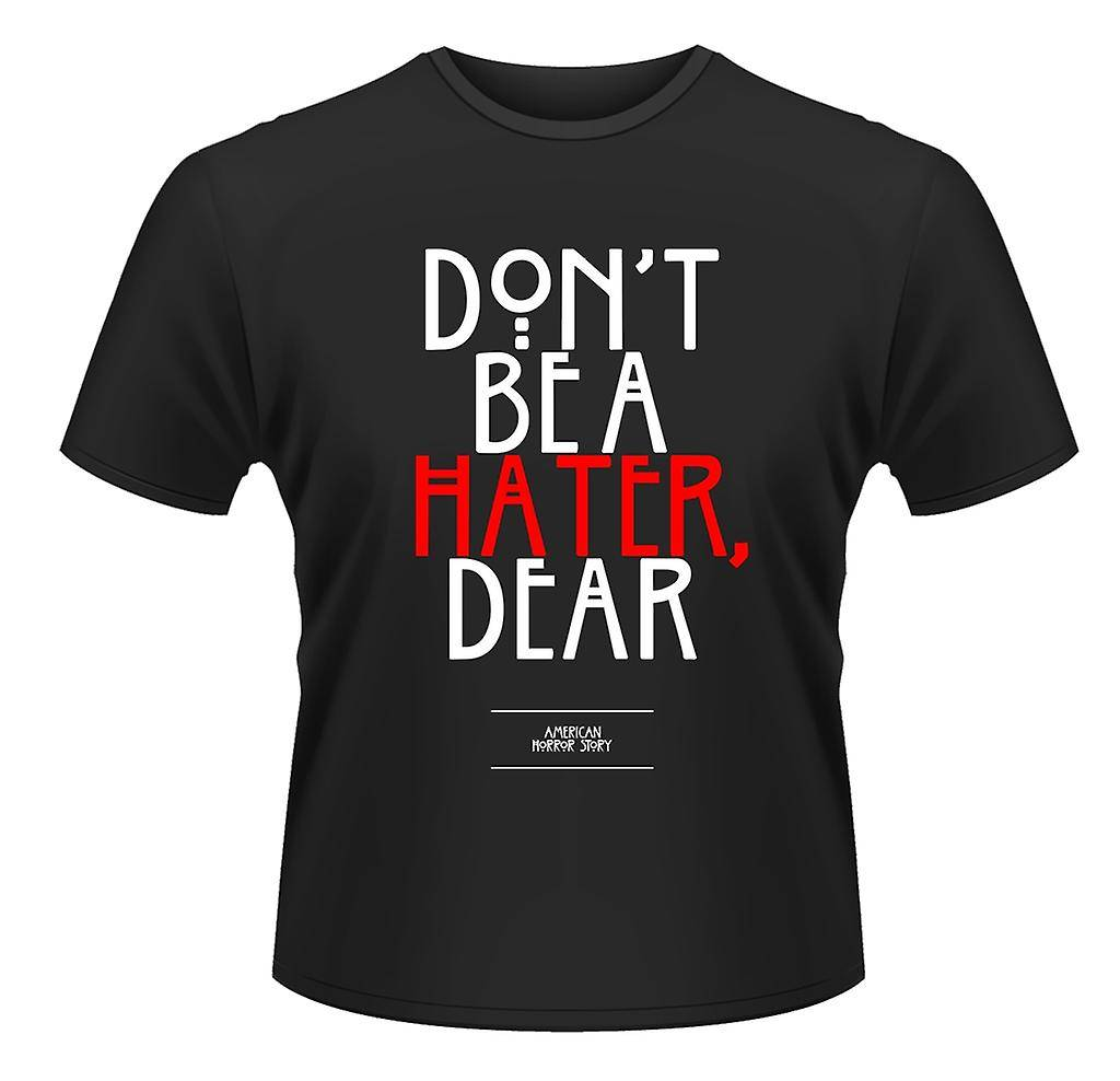 AMERICAN HORROR STORY HATER T-shirt