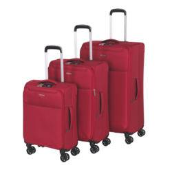 Hardware Xlight Trolley Set 3-teilig Wine Red