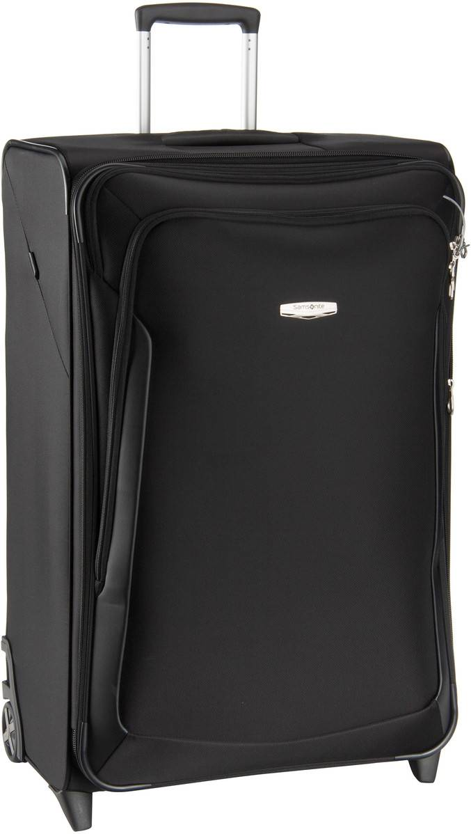 Samsonite Trolley + Koffer X'Blade 3.0 Upright 77 Expandable Black (123.5 Liter)