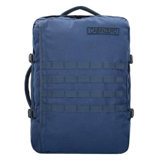 Cabin Zero Military 44L Cabin Backpack Rucksack 52 cm navy