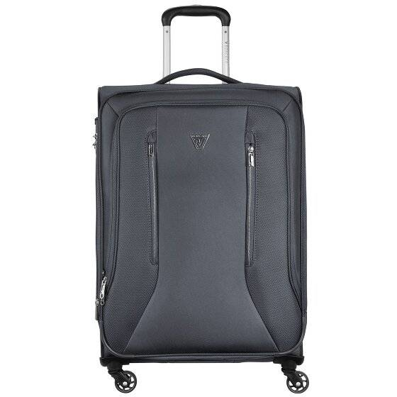 Roncato City 4-Rollen Trolley 67 cm antracite