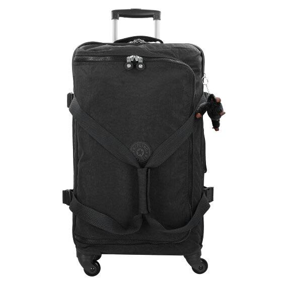 Kipling Basic Cyrah L 4-Rollen Trolley 78 cm true black