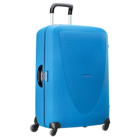 Samsonite Termo Young Spinner 4-Rollen Trolley 78 cm electric blue
