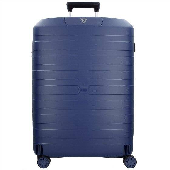 Roncato Box L 4-Rollen Trolley 78 cm navy