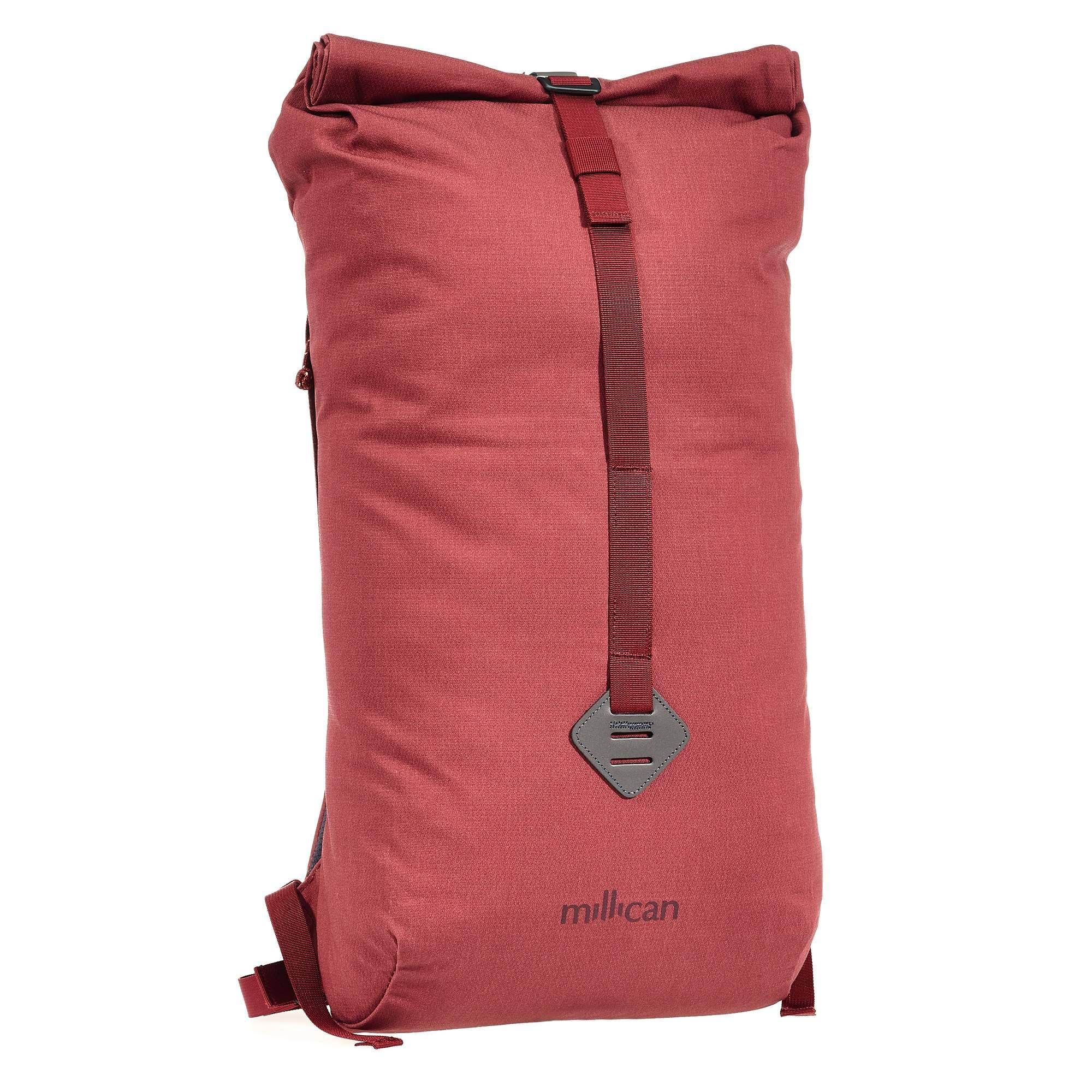 Millican Smith the Roll Pack 18L - Tagesrucksack - rotbraun / rust