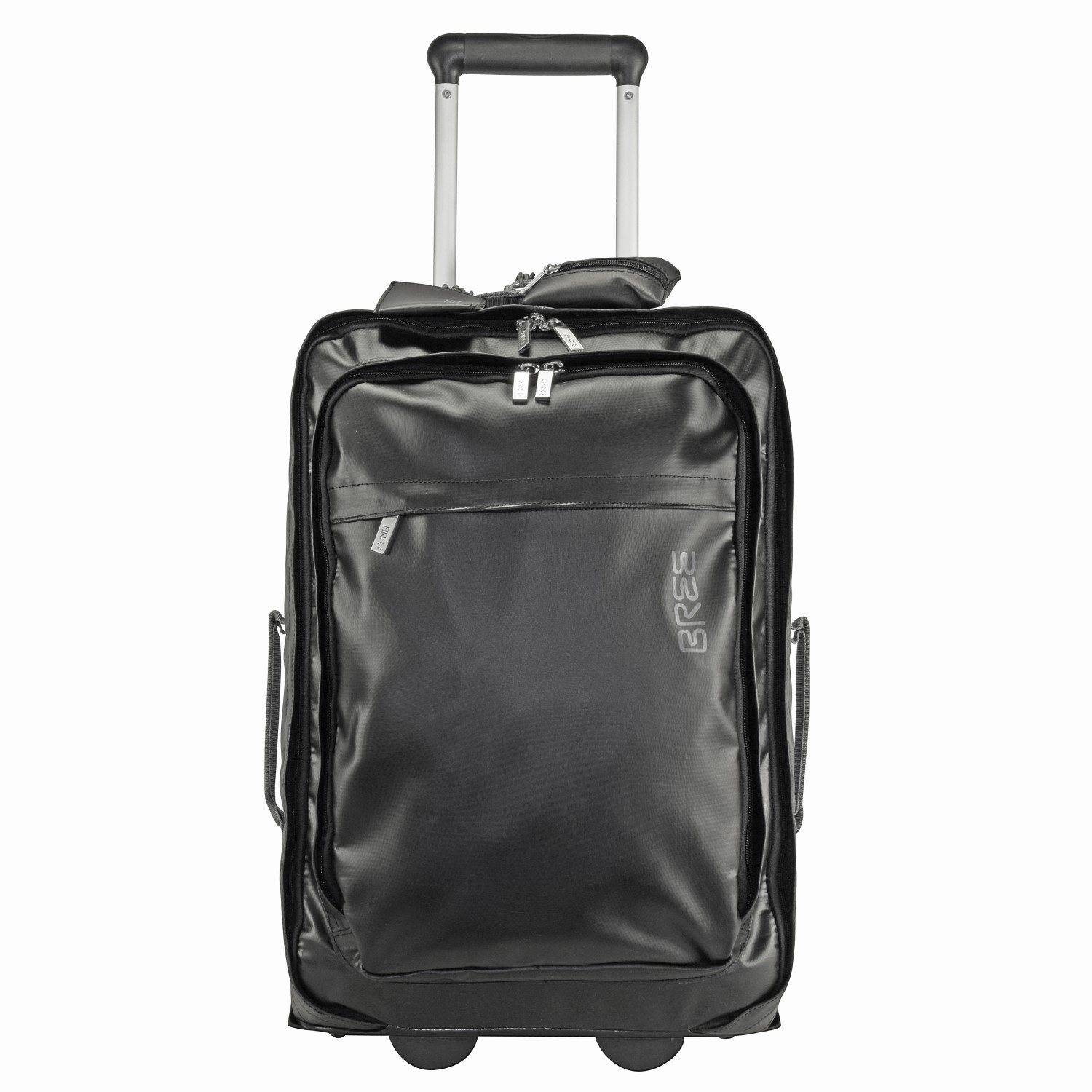 BREE Punch 90 2-Rollen Kabinentrolley 55 cm, black