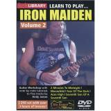 Roadrock International - Lick Library: Learn To Play Iron Maiden 2