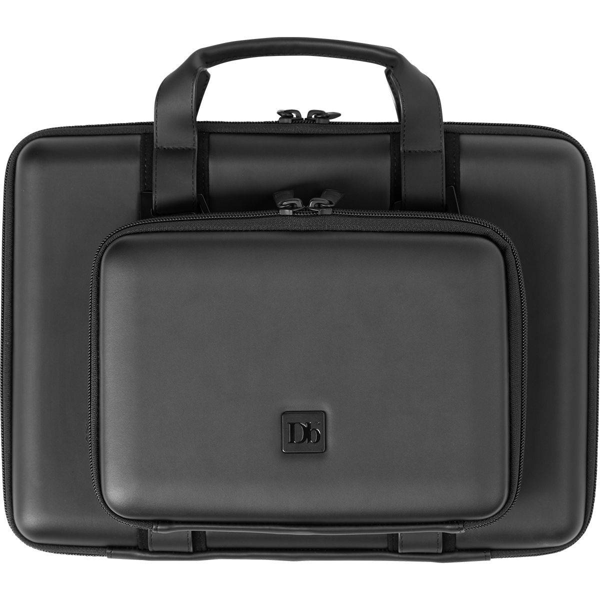 Douchebags The Hacker Laptoptasche Schwarz