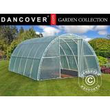Dancover Polytunnel Drivhus Light 3x6x1,9m, Transparent