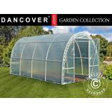 Dancover Polytunnel Drivhus Light 2,2x4x1,9m, Transparent