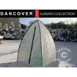 Dancover Overvintrings drivhus, 1,5x1,5x2m