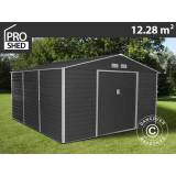 Dancover Redskabsskur 3,4x3,82x2,05m ProShed, Antracit