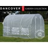 Dancover Polytunnel Drivhus 2x3x2m, Transparent