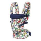 Ergobaby Original Adapt Baby Carrier Keith Haring Pop - Special Edition One Size