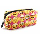 W7 Emoji Small Cosmetic Bag 1 stk Toilet Taske