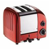 Dualit Brødrister Classic 2 Skiver Apple Candy Red