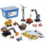 overskrift Tech Machines, Lego Education (Lego Education Education 45002)