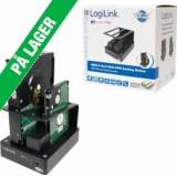 Velleman LogiLink - SATA HDD dockingstation 2x 2,5