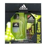 Adidas Pack Pure Game After Shave 100ml + Shower Gel