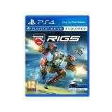 Sony RIGS Mechanized Combat League VR PS4