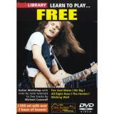 Roadrock International Lick Library: Learn To Play Free DVD