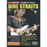 Roadrock International Lick library - Dire Straits Learn to play (Guitar), DVD