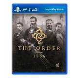 Sony Juego  Ps4 The Order: 1886