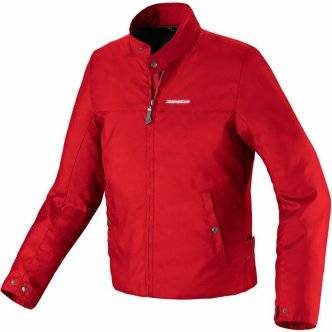 SPIDI Blouson SPIDI Trig Tex Red