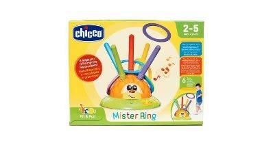 Chicco Gioco Mister Ring Fit & Fun