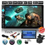 Offerta Cavogin 2Din Car Stereo With Bluetooth,7...