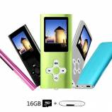 Offerta Btopllc MP3-Player, MP4-Player, Musik-Pl...