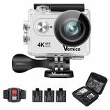 Offerta Vemico 4K Action Camera Ultra HD Imperme...