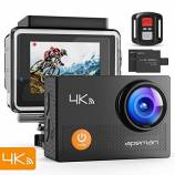 Offerta apeman 4K 16MP Action Cam Wi-Fi Subacque...