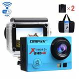 Offerta Campark 4K Action Cam WIFI Sport Action ...