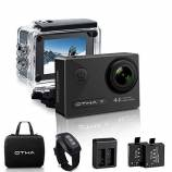 Offerta OTHA Action Cam 4K, Sports Action Camera...