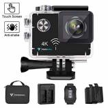Offerta Tenswall Action Camera 4K WiFi, Tenswall...