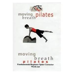 Sissel DVD Moving Breath Pilates: Spine Corrector...