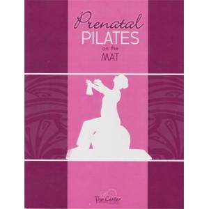 Manuale Prenatal Pilates on the mat