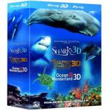 Universal Pictures Jean-Michel Cousteaus Film Trilogie in 3D